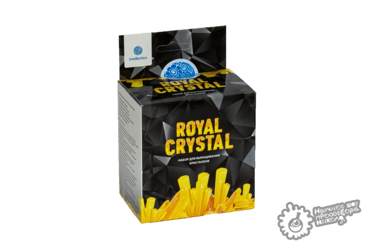 "Кристаллы ""Royal Crystal"" желтый"