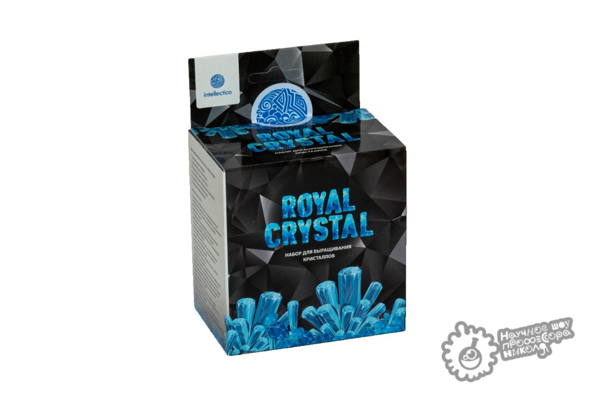 "Кристаллы ""Royal Crystal"" голубой"