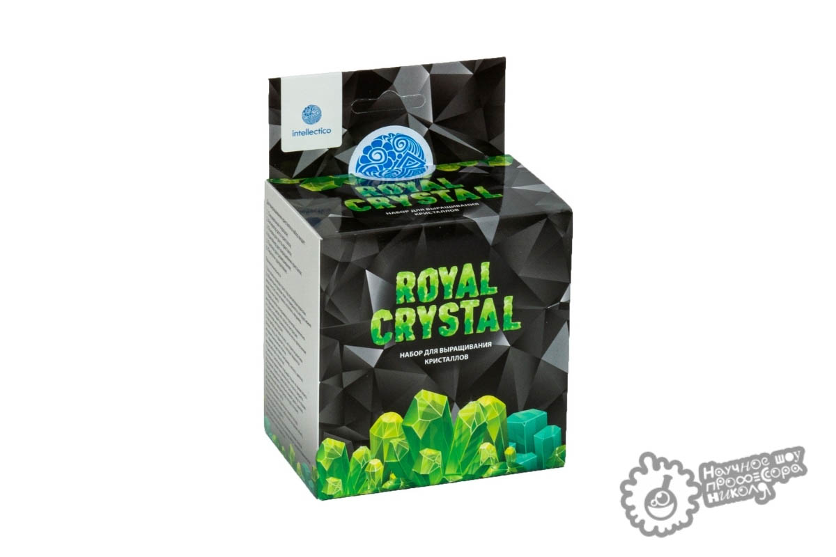 "Кристаллы ""Royal Crystal"" зеленый"