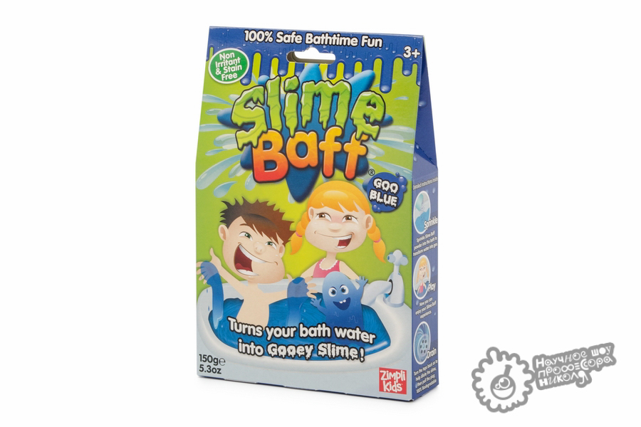 Slime Baff Blue Single (Слизь Синяя)